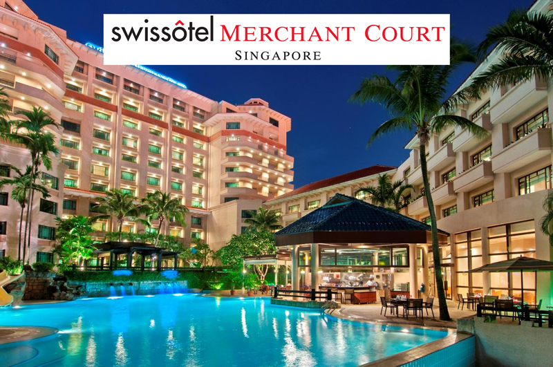 Swissotel Merchant Court | AOG Conference Asia Pacific 2018